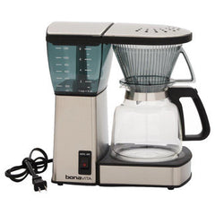 Bonavita 8 Cup Coffee Maker with Glass Carafe - Coffeeionado