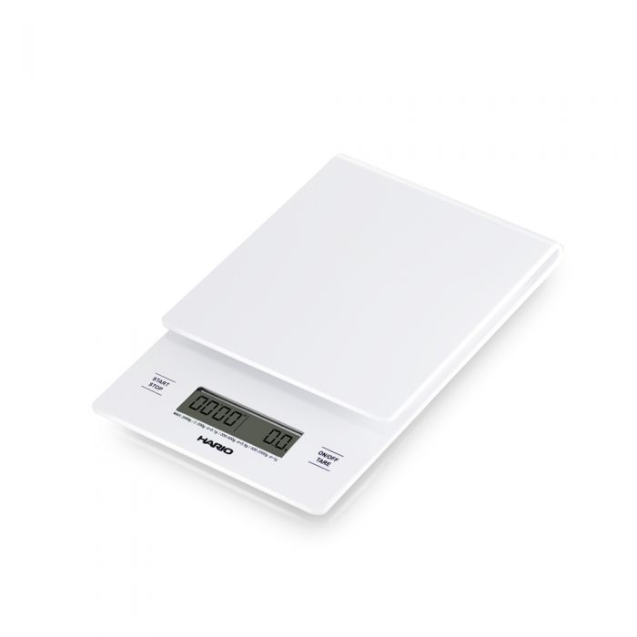 Hario White Drip Scale with Timer