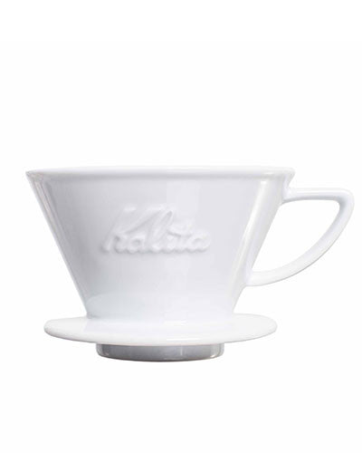 Kalita Wave 185 Ceramic - Coffeeionado - 1