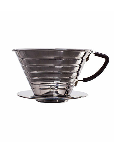 Kalita Wave 185 Stainless Steel - Coffeeionado