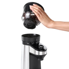 Conical Burr Coffee Grinder with Scale by OXO
