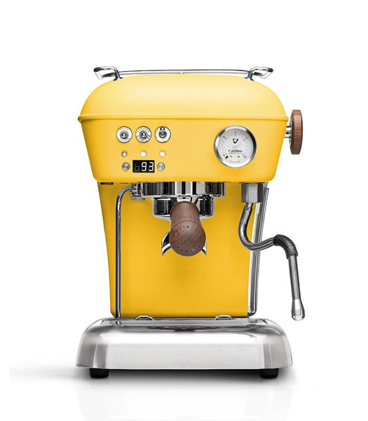 Ascaso Dream PID Sun Yellow Espresso Machine