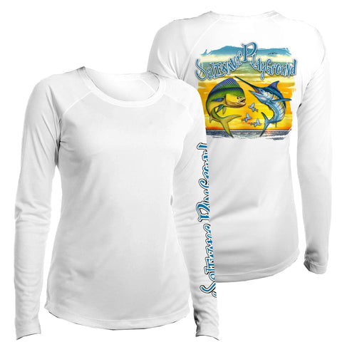 Women's Pelagic Sunrise UPF