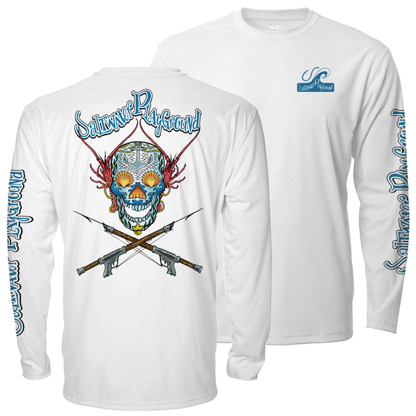 Lobster Lucky Jack UPF - Long Sleeve