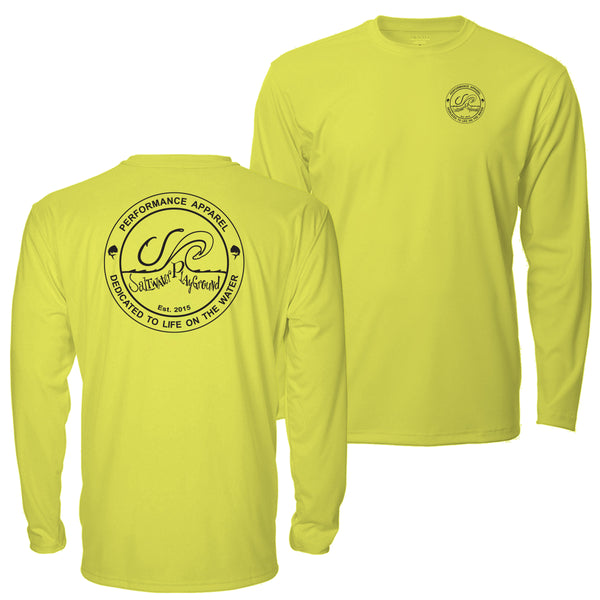 Dedicated to Life on the Water - Long Sleeve