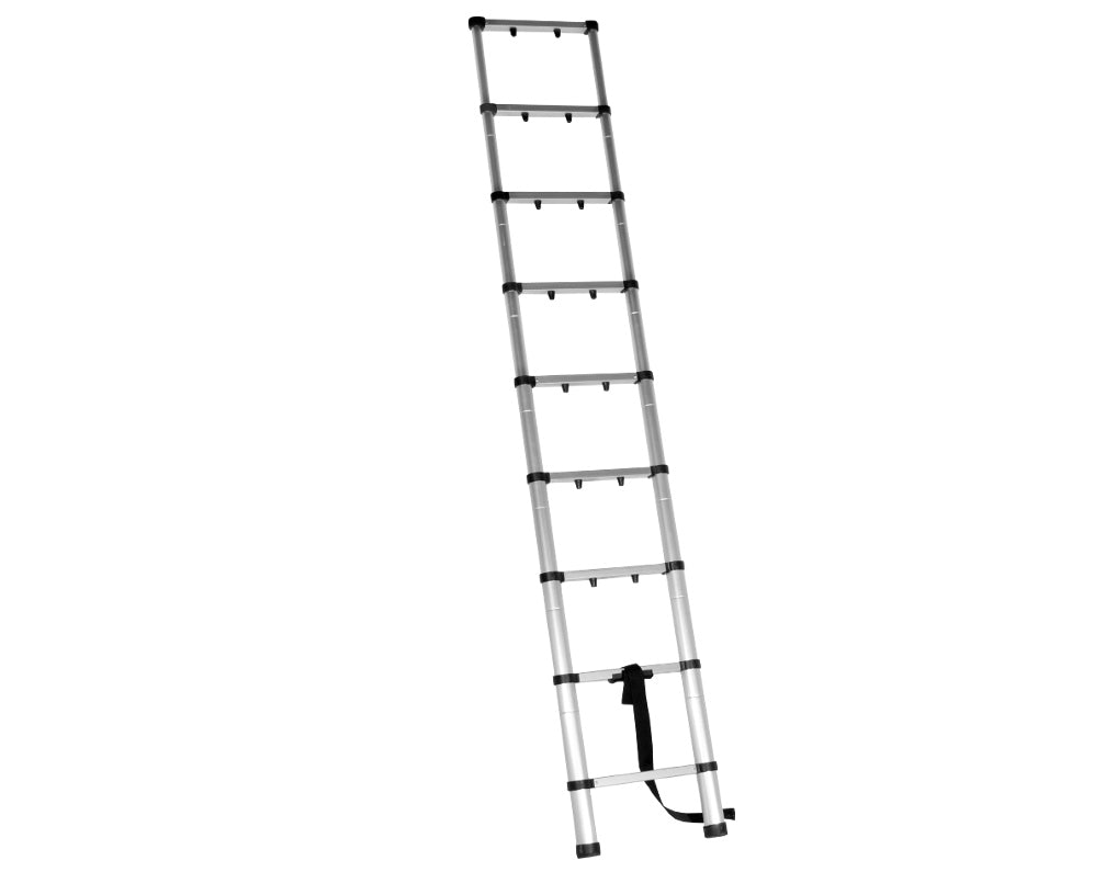 10.5 foot Telescoping Aluminum Ladder