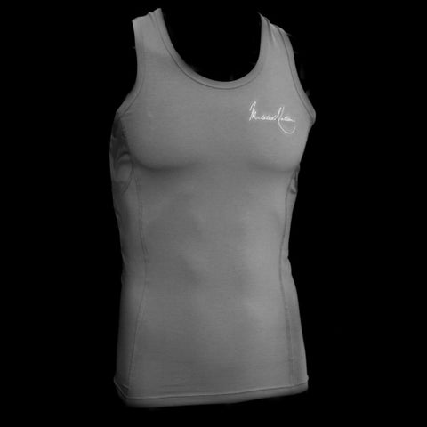Men's Signature Singlet Grey