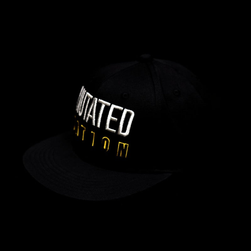 Mutated Nation®  Flat Brim Snapback Cap
