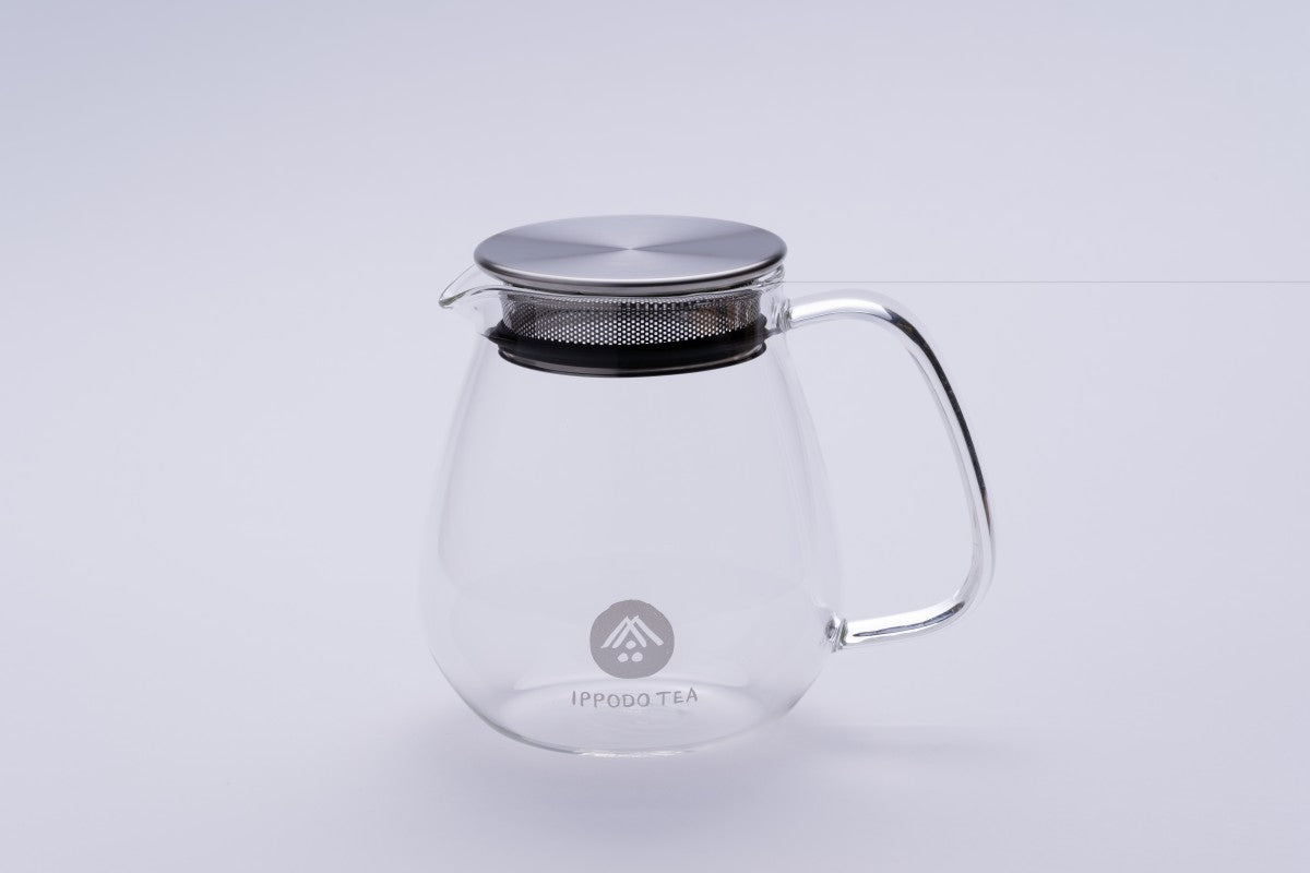 Ippodo tea glass teapot
