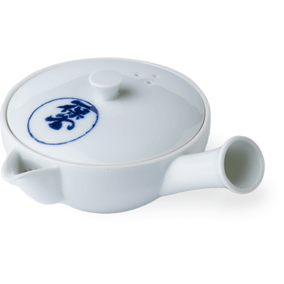 Porcelain Kyusu - Small (4oz)