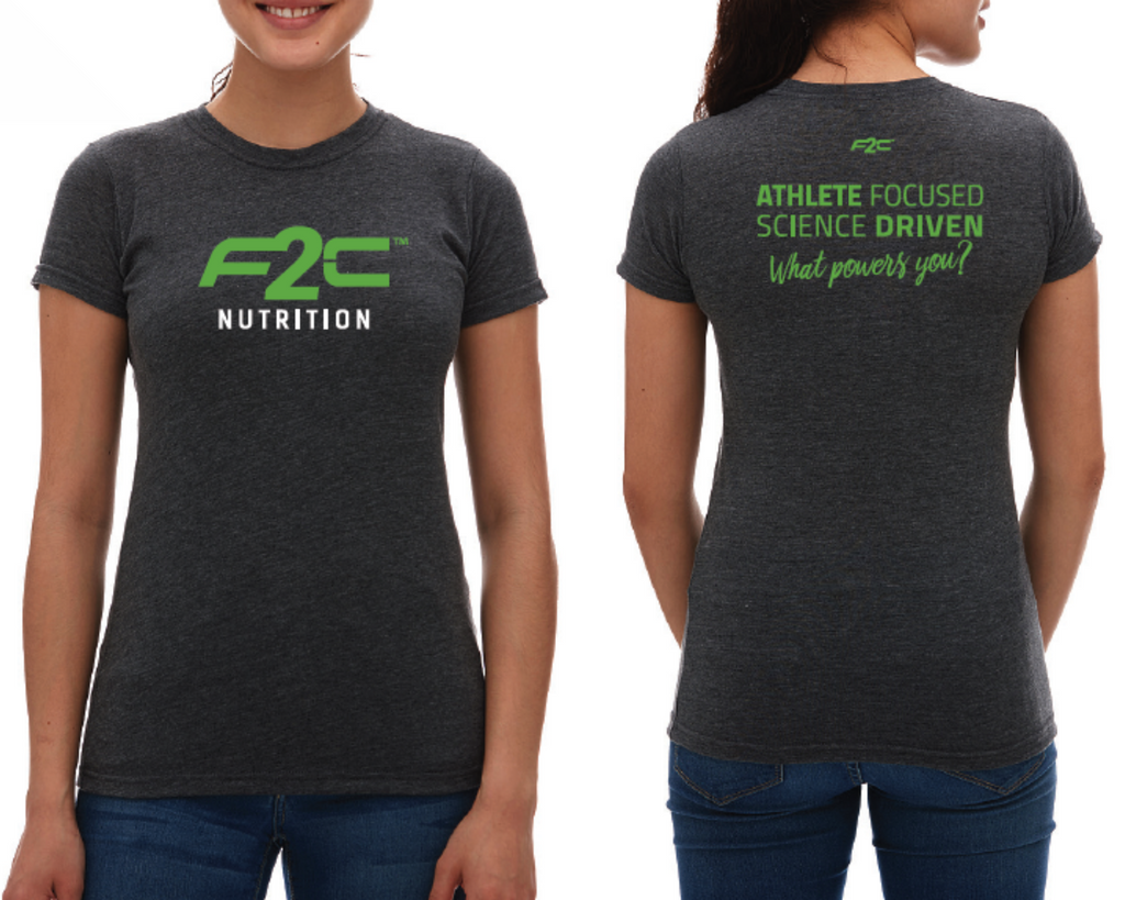 Woman's F2C Branded T-Shirt