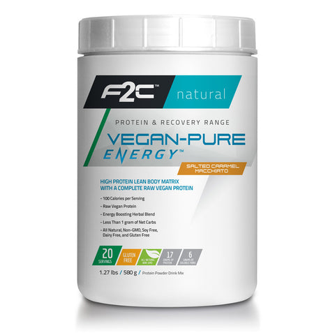 F2C Natural Vegan-Pure Energy™