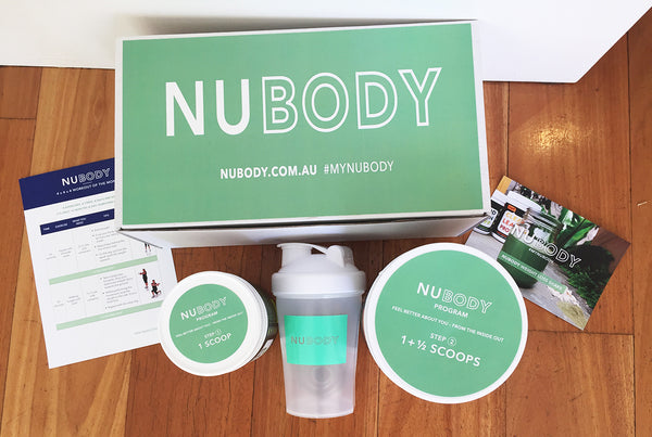 Nubody Monthly Pack