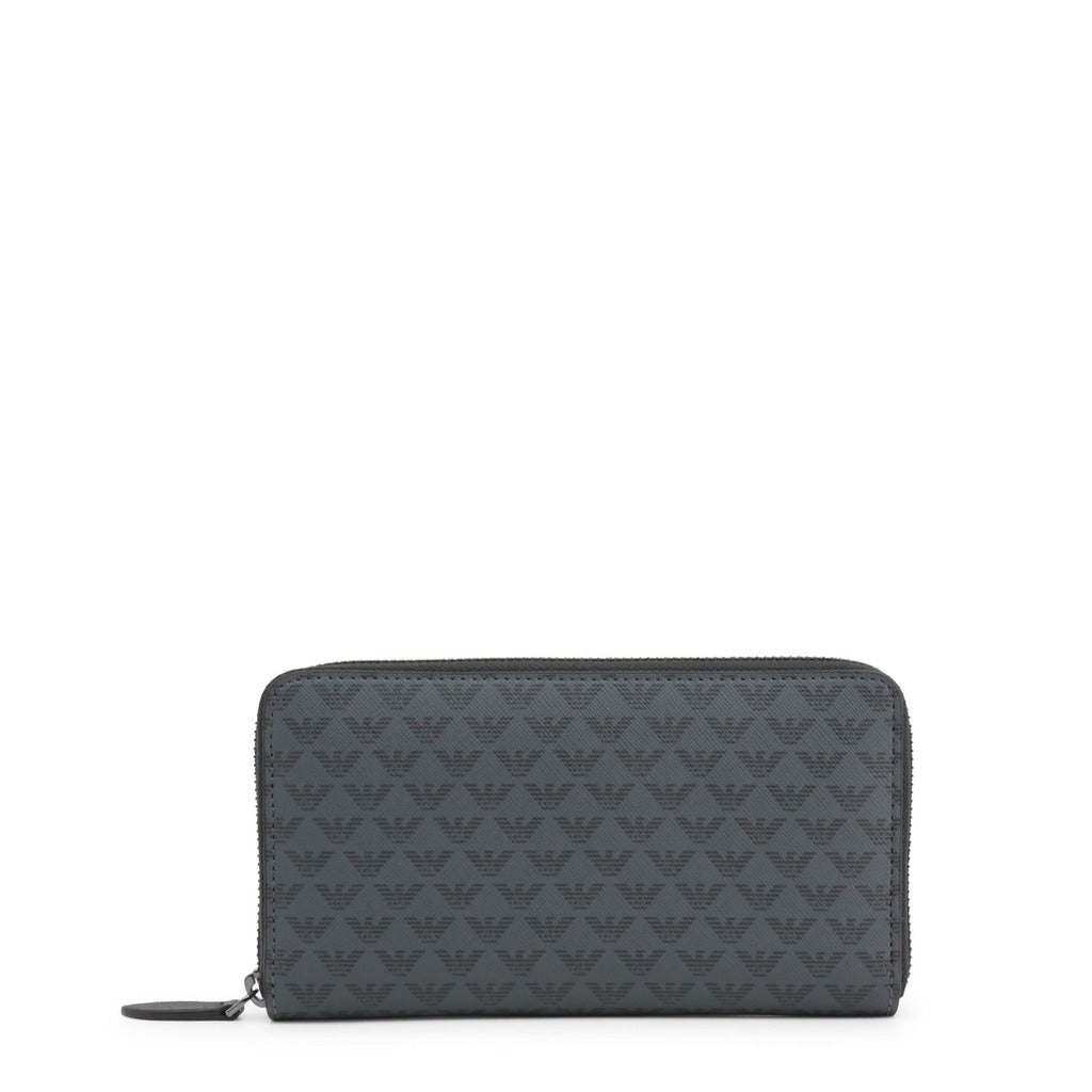Emporio Armani Men's Wallet Black Y4R063 YG91J