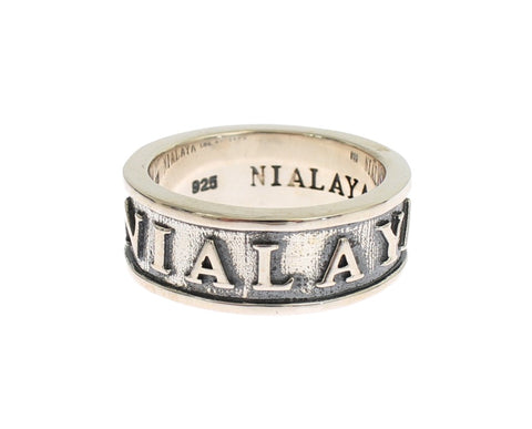 Nialaya Women's Sterling 925 Ring Silver SIG19130