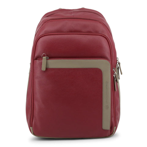 Piquadro Men's Backpack Red CA1813X1