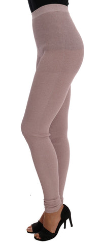 Dolce & Gabbana Women's Tights Pink SCS208