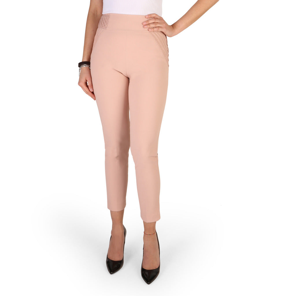 Guess Women's Trousers Pink 82G117 8502Z