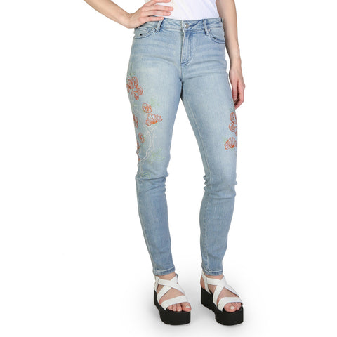 Armani Exchange Women's Jeans Blue 3ZYJ01Y3CRZ