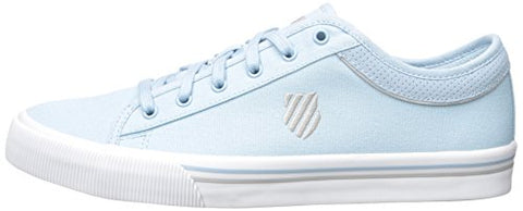 K-Swiss Unisex Bridgeport II Trainers Dream Blue Ash White