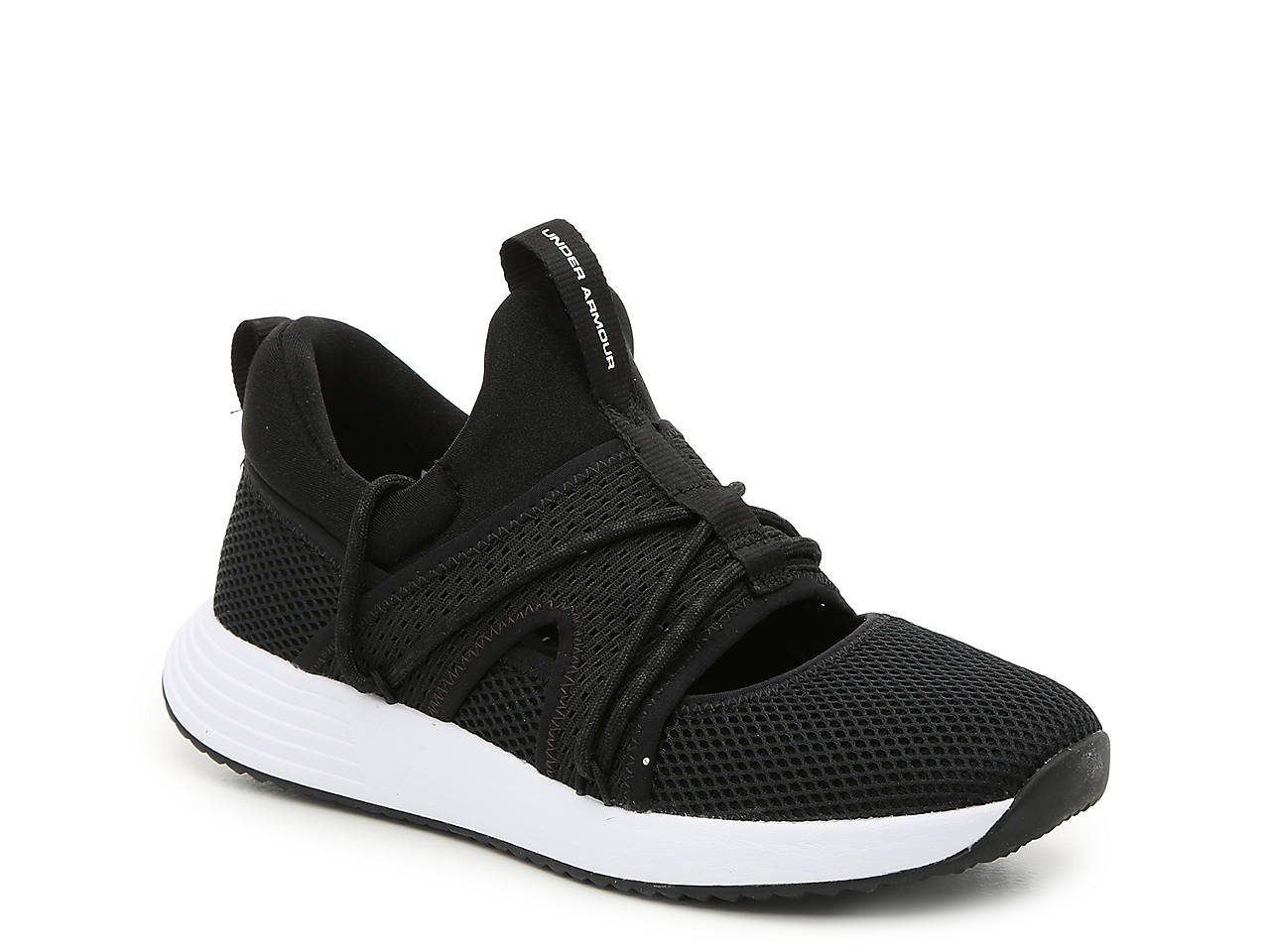 Under Armour Women's 'Breathe Sola' Trainers Black 3021328 001