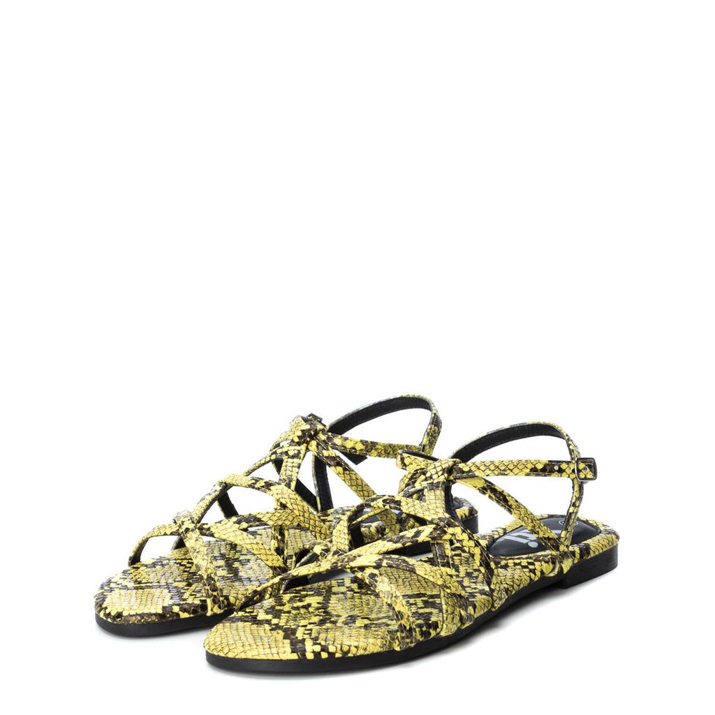 Xti Women's Sandals Yellow 49578