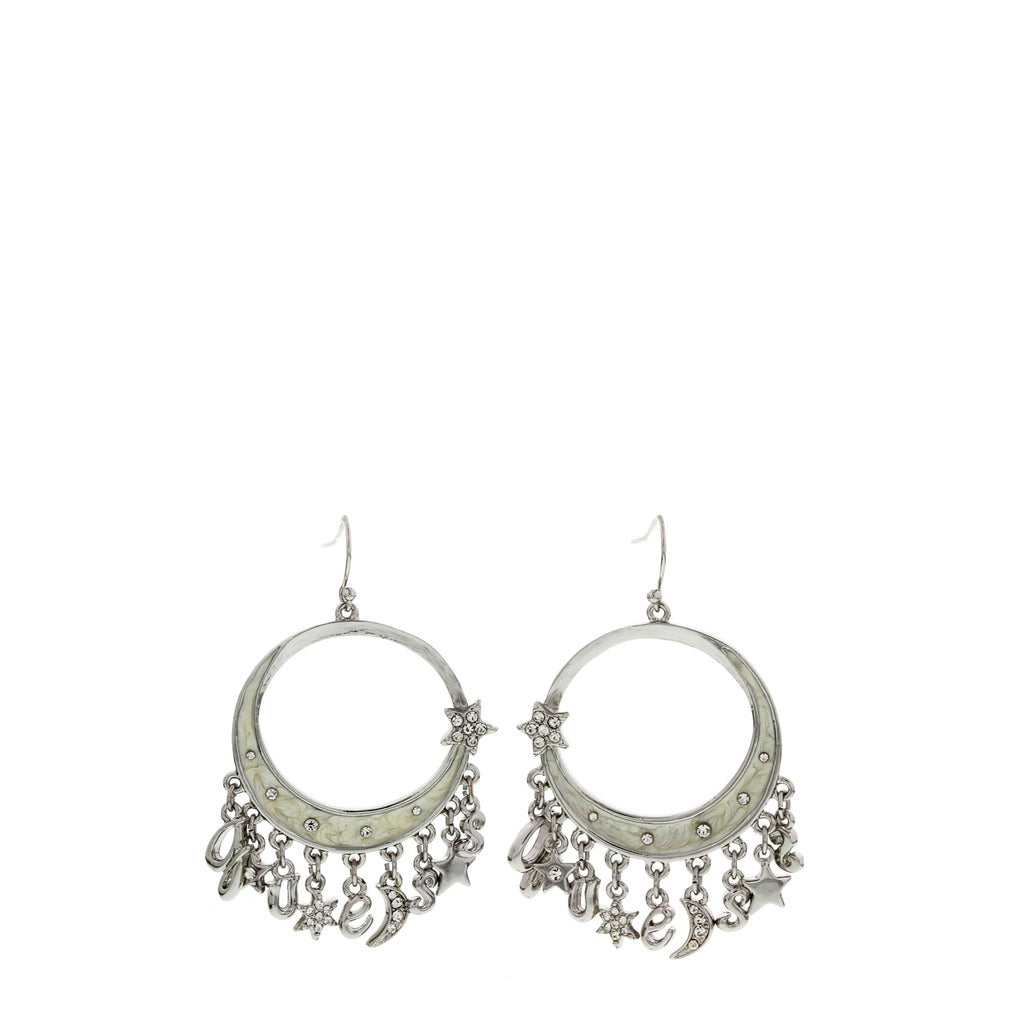 Guess Women's Earrings Grey UFE90901