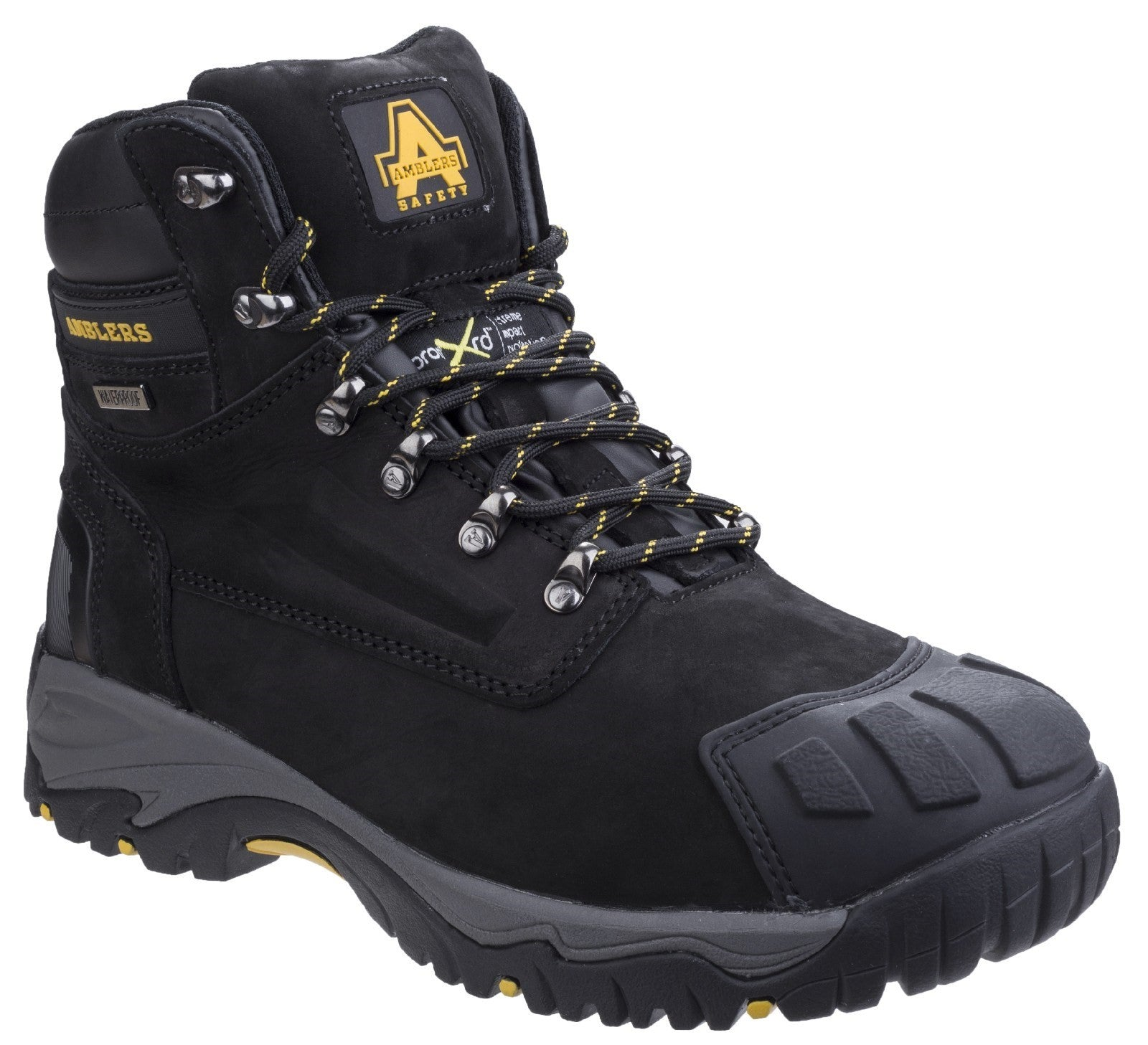FS987 Metatarsal Protection Waterproof Lace Up Safety Boot
