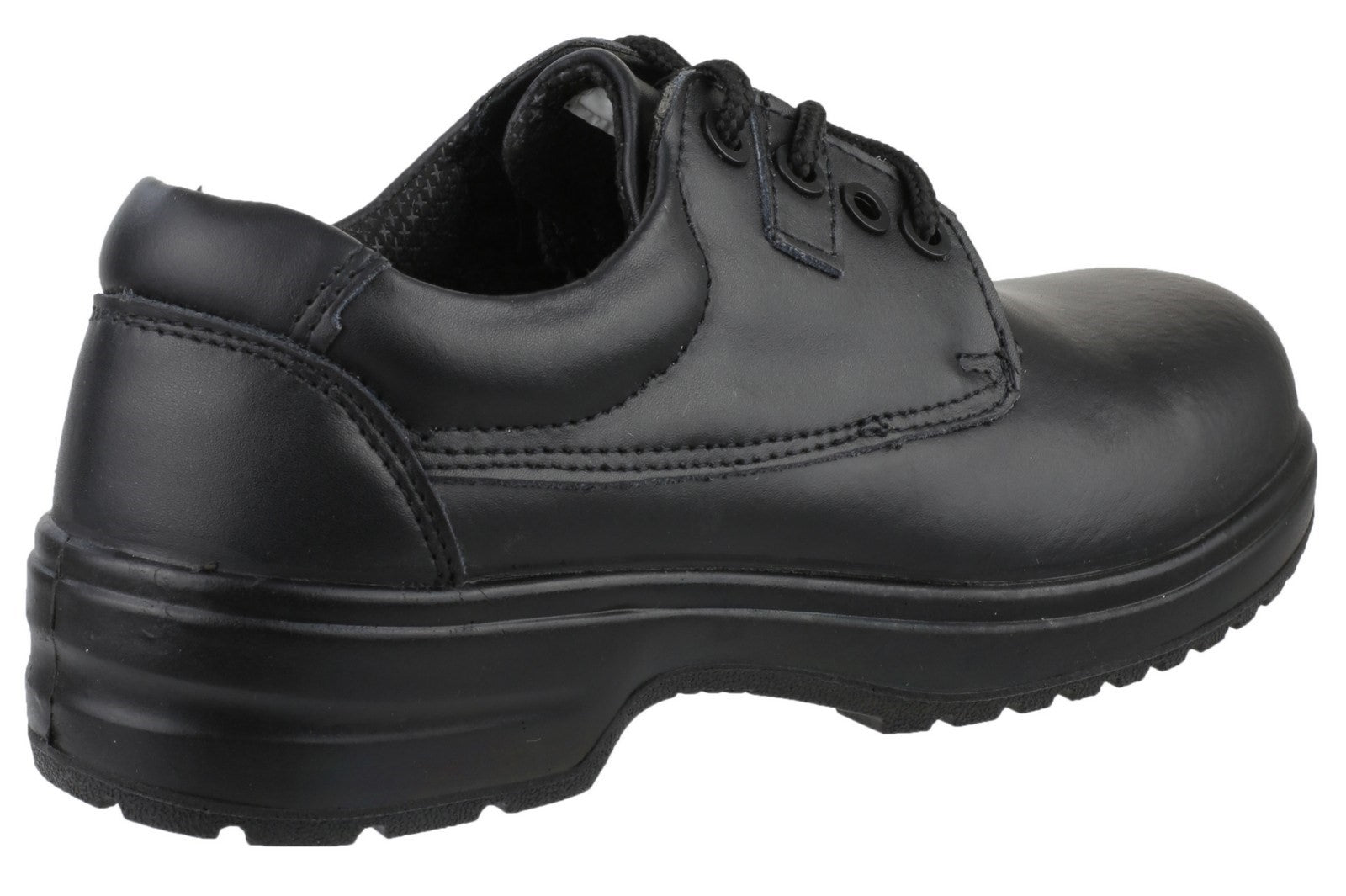 FS121C Metal Free Lace up Safety Shoe