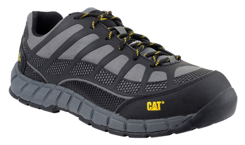 Caterpillar Men's Streamline Safety Shoe Charcoal 21128