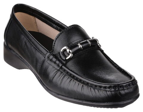 Cotswold Men's Barrington Slip on Loafer Shoe Various Colours 21430