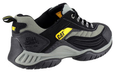 Caterpillar Men's Moor Safety Trainer Black 10928