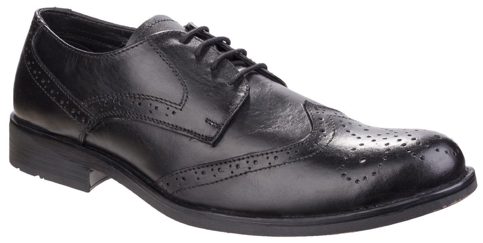 Fleet & Foster Women's Tom Lace Shoe Black 24954-41298