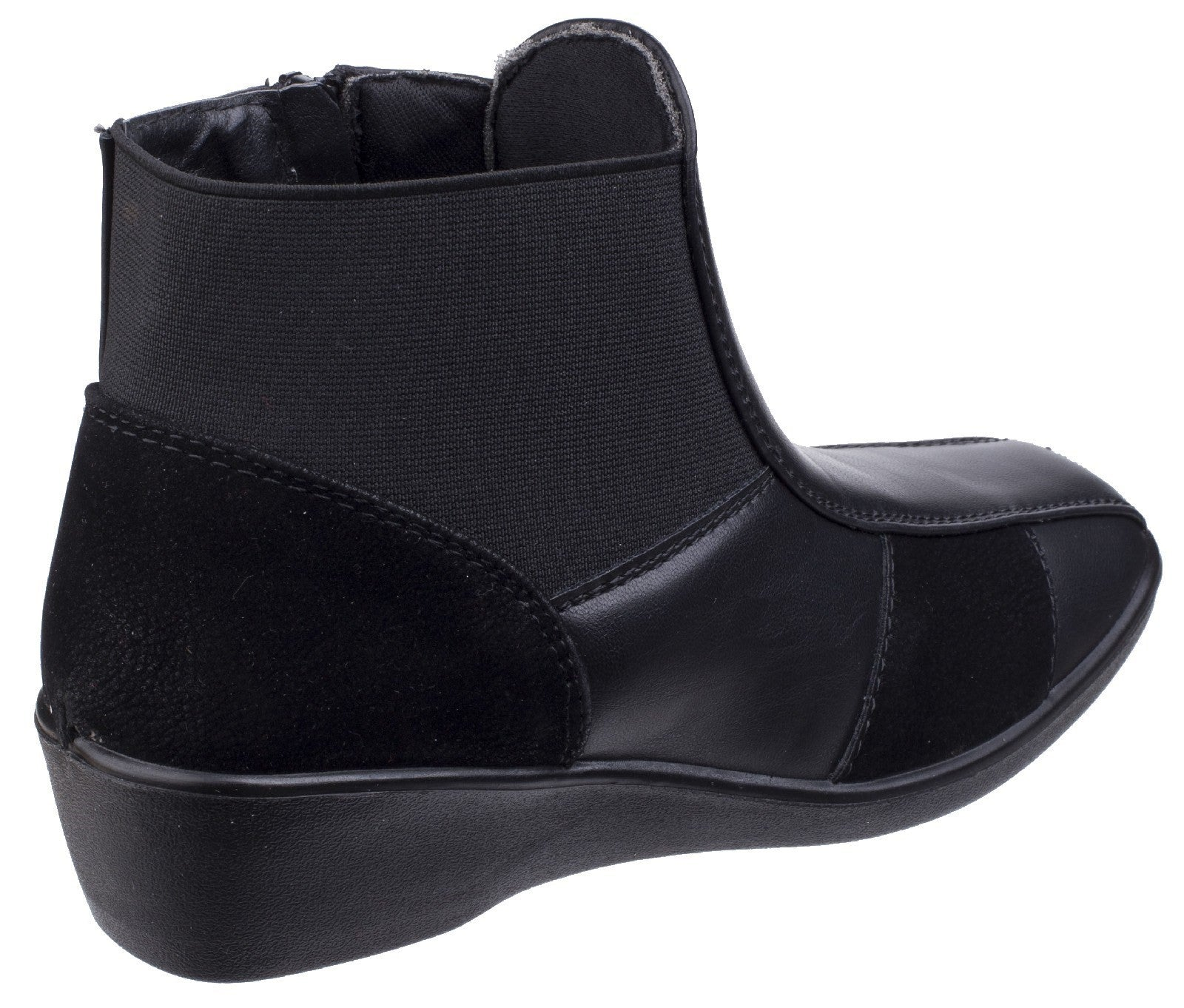 Fleet & Foster Women's Festa Ankle Boot Black 25560-42532