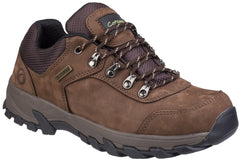 Cotswold Men's Hawling Lace Up Shoe Brown 27139