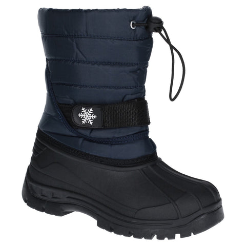 Cotswold Kids Icicle Toggle Lace Snow Boot Various Colours 27184