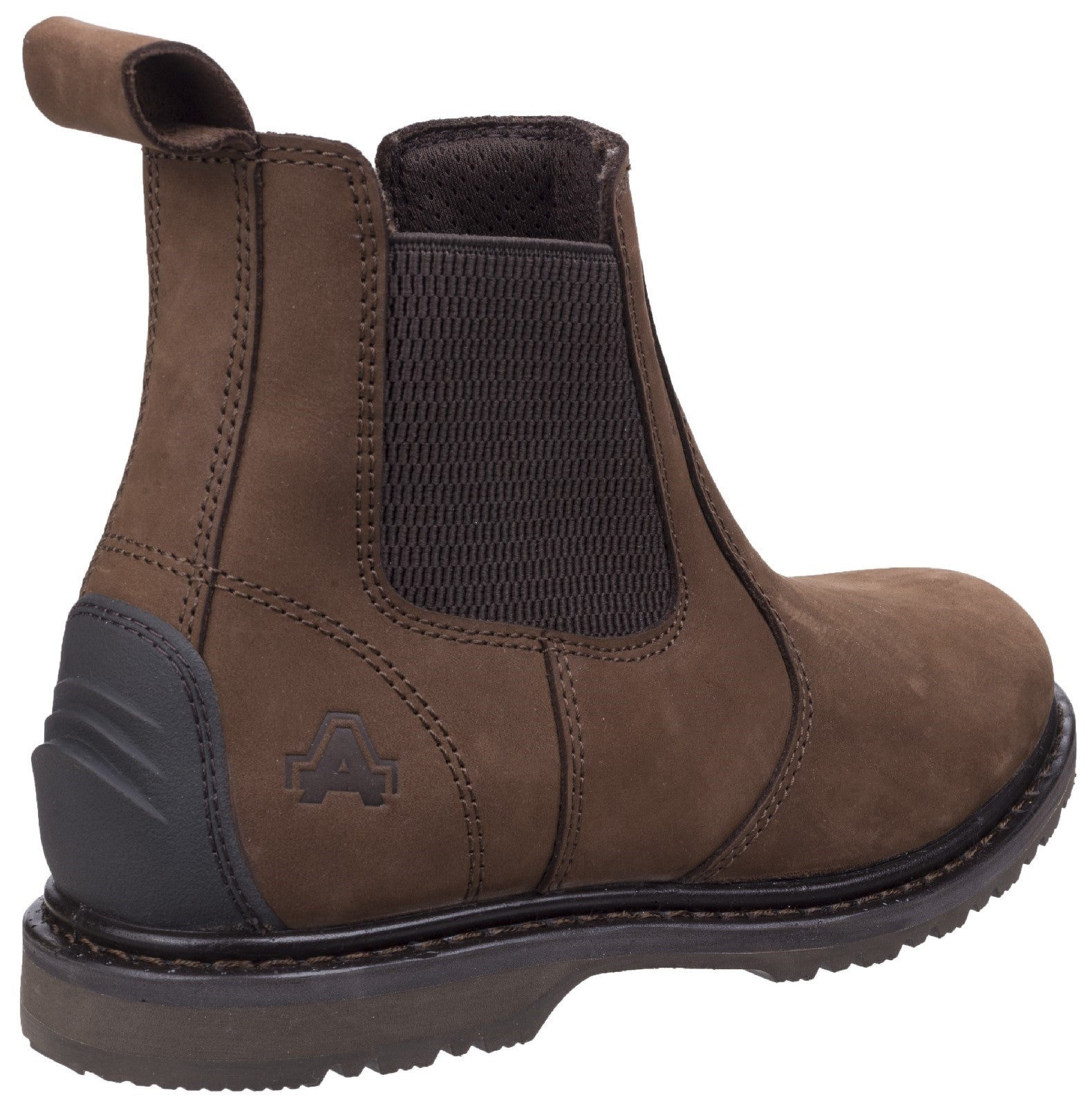 Amblers Men's Aldingham Dealer Boot Brown 27213