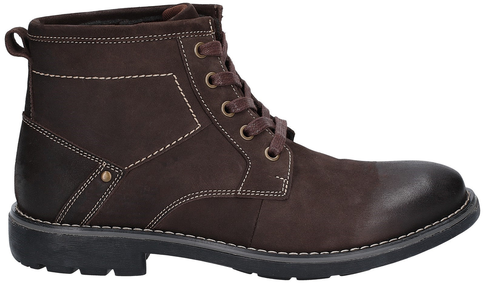 Hush Puppies men's Duke Chukka Boot Various Colours 27359