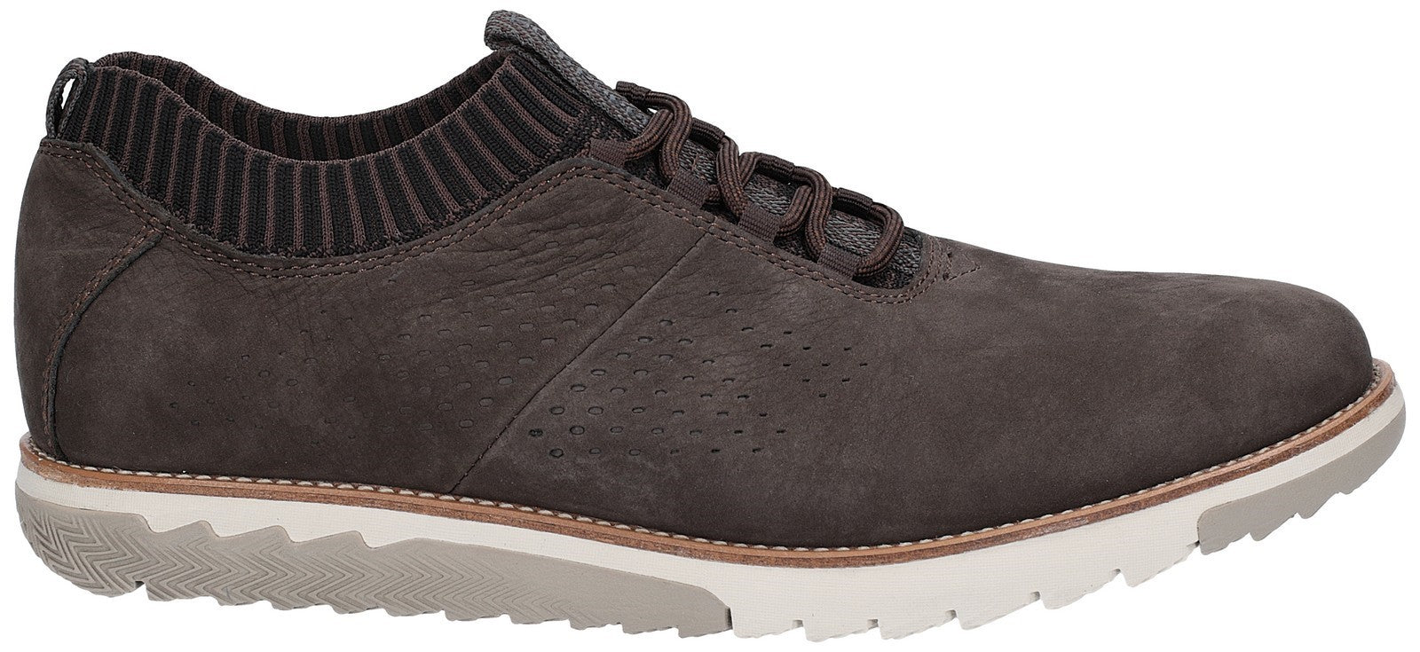 Hush Puppies Men's Expert Knit Oxford Lace Up Trainer Various Colours 27360