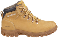 Caterpillar Women's  Mae Lace Up Safety Boot Honey 28171