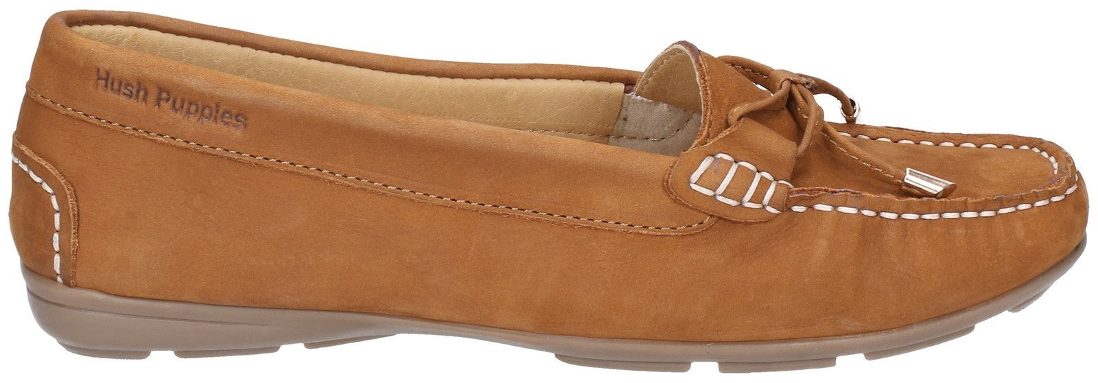 Hush Puppies Women's Maggie Slip On Toggle Shoe Various Colours 28405