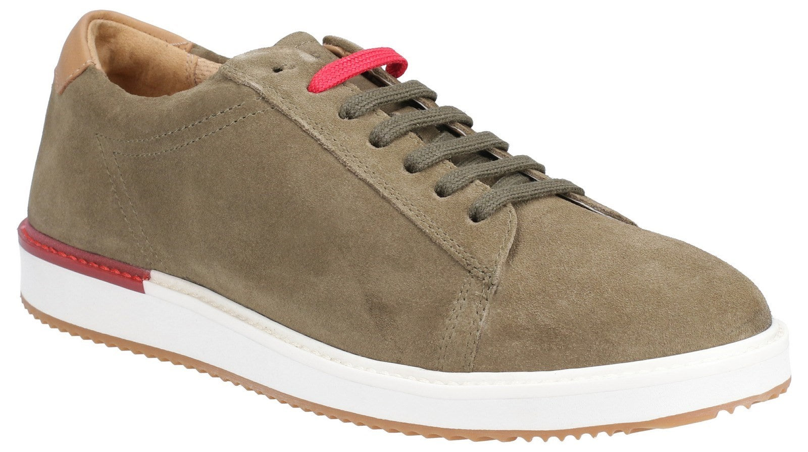 Hush Puppies Men's Heath BouncePLUS Lace Up Shoe Various Colours 29162