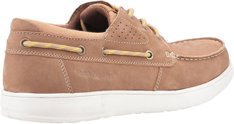 Hush Puppies Men's Liam Lace Up Boat Shoe Various Colours 30208