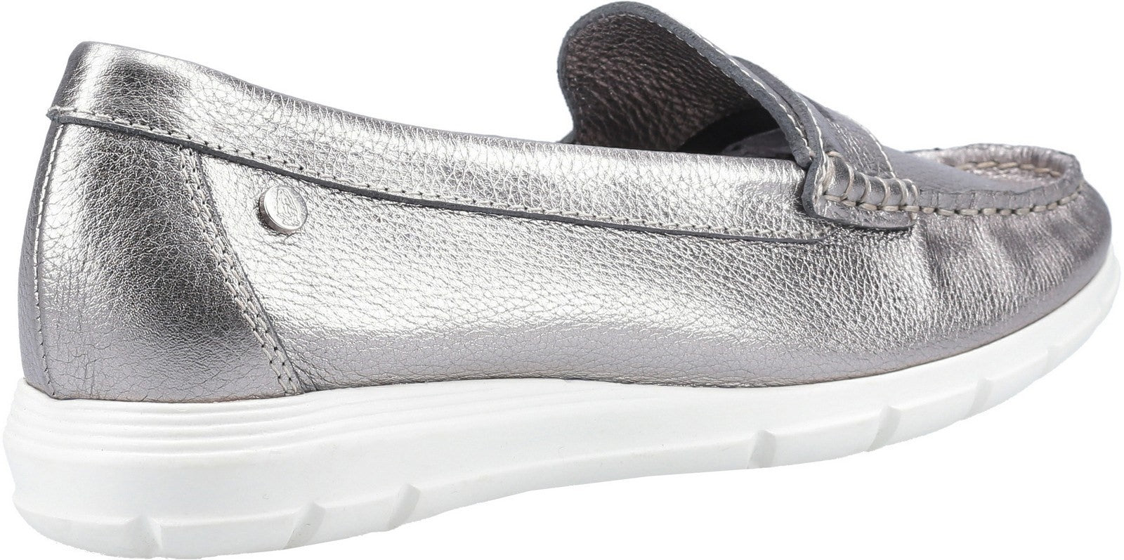 Hush Puppies Women's Paige Slip On Loafer Various Colours 30242