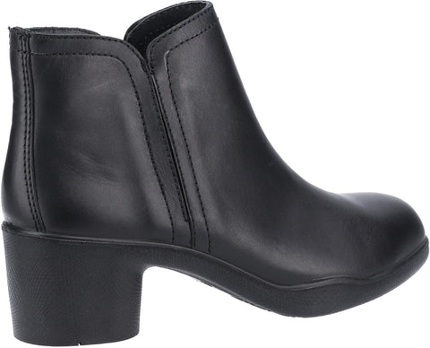 Amblers Safety Women's Tina Safety Ankle Boot Black 31491