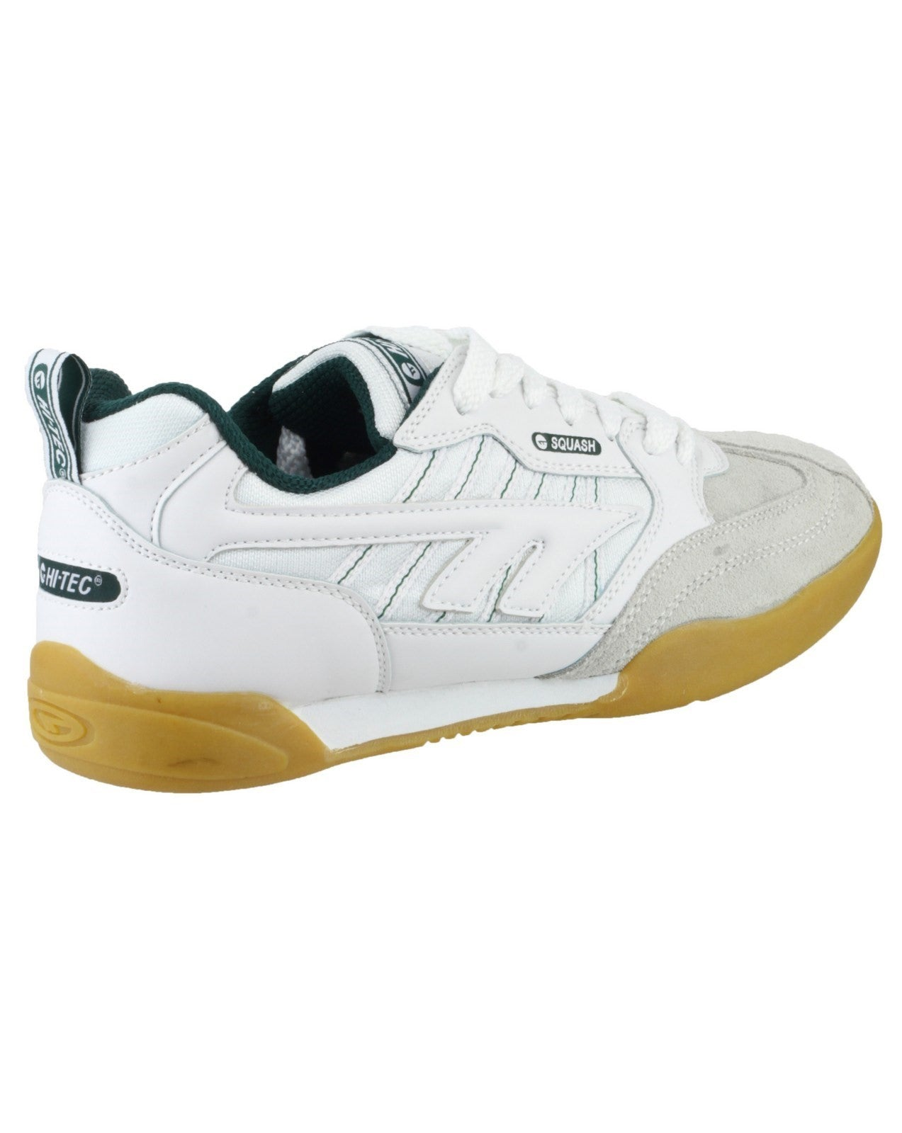Hi-Tec Women's Squash Trainer White 00546