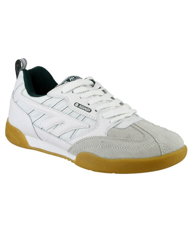 Hi-Tec Men's Squash Trainer White 00547
