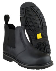 FS5 Goodyear Welted Pull on Safety Dealer Boot