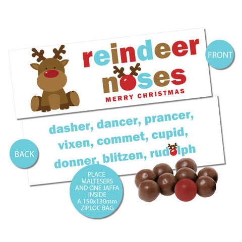 Reindeer Noses - Bright