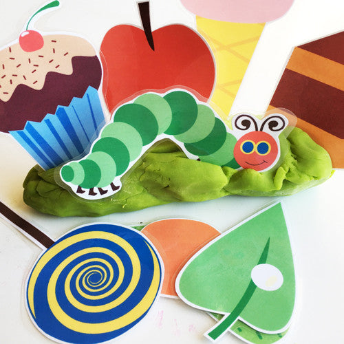 The Hungry Caterpillar Playdough Set